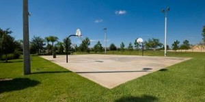 Windsor Hills Basketball Court