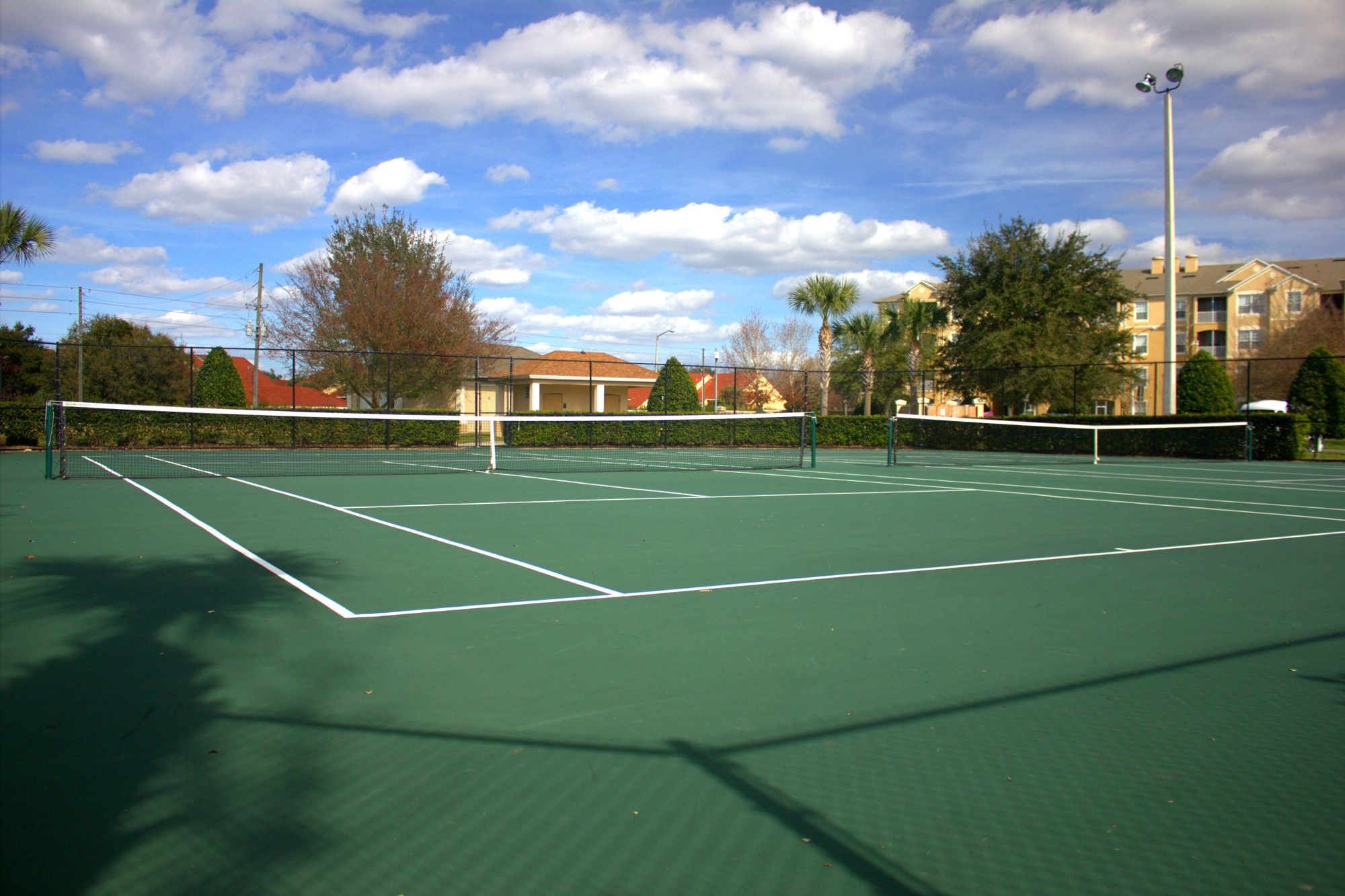Windsor Hills Tennis Courts