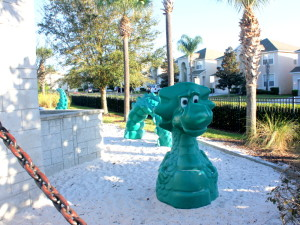 Windsor Hills Castle Playground Dragon