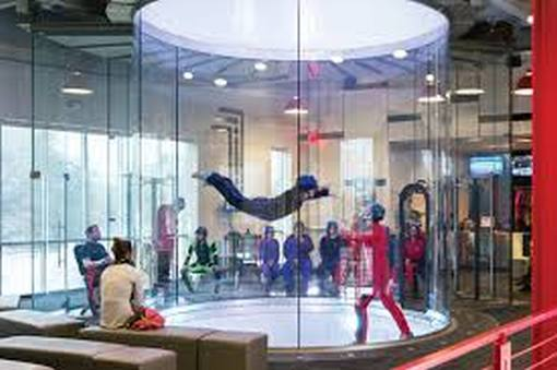 things to do in Orlando other than theme parks - iFLY Orlando