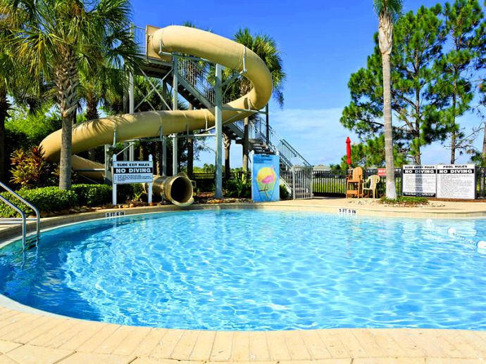 Windsor Hills Resort Pool And Slide